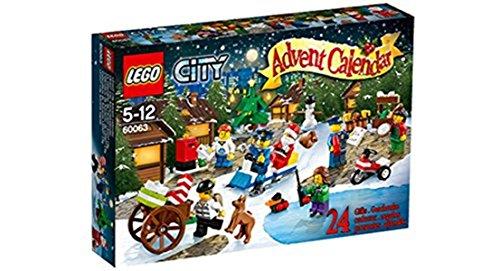 レゴ シティ Lego City Advent Calendar 60063レゴ シティ