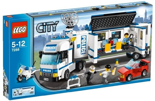 レゴ シティ LEGO City Mobile Police Unitレゴ シティ