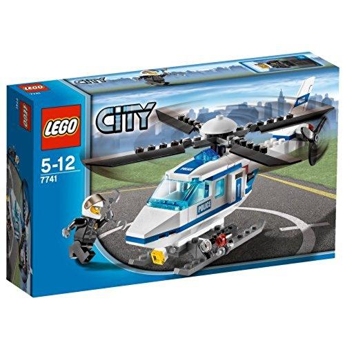 レゴ シティ 【送料無料】LEGO City Police Helicopter 7741レゴ シティ