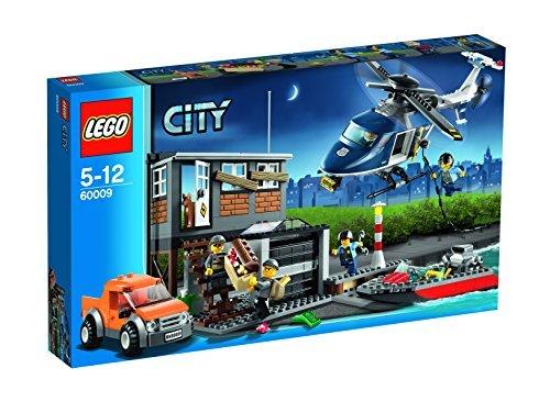 レゴ シティ 【送料無料】Lego City Police helicopter thief tracking 60009レゴ シティ