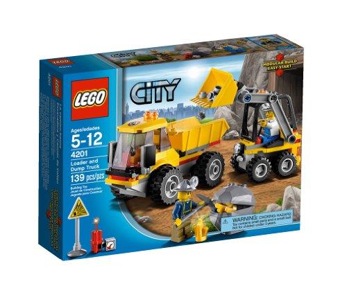 レゴ シティ 【送料無料】LEGO City Loader & Dump Truckレゴ シティ