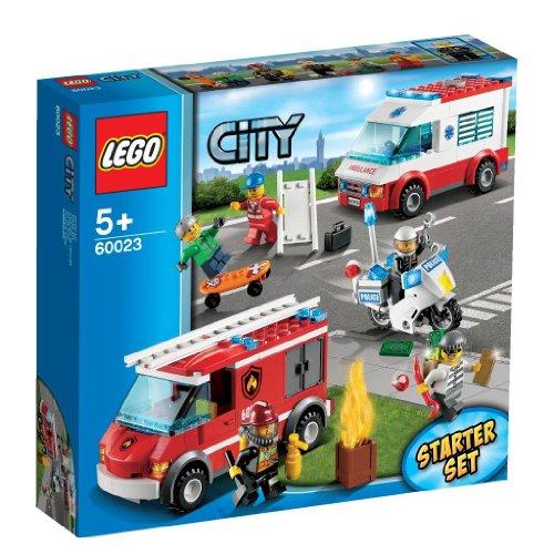 レゴ シティ 【送料無料】City - Starter Set - 60023レゴ シティ
