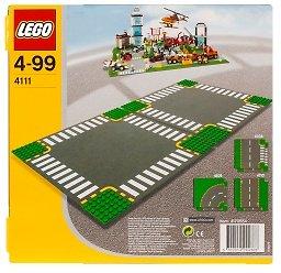 レゴ シティ Lego City Town - Cross Road Platesレゴ シティ