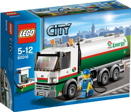 レゴ シティ LEGO CITY Tanker Truckレゴ シティ