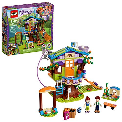 レゴ フレンズ 【送料無料】LEGO Friends Mia's Tree House 41335 Creative Building Toy Set for Kids, Best Learning and Roleplay Gift for Girls and Boys (351 Pieces)レゴ フレンズ