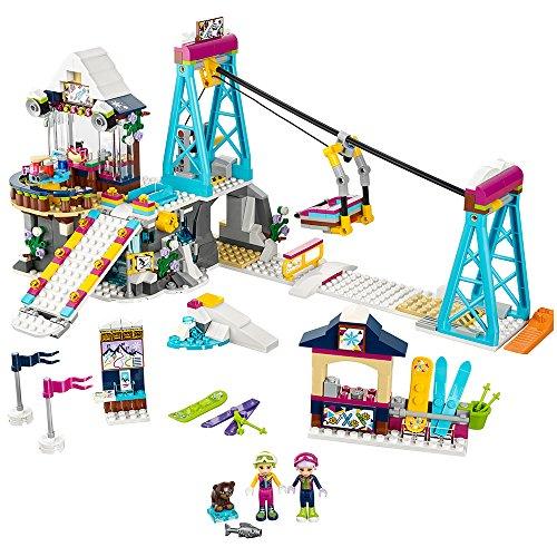 レゴ フレンズ LEGO Friends Snow Resort Ski Lift 41324 Building Kit (585 Piece)レゴ フレンズ