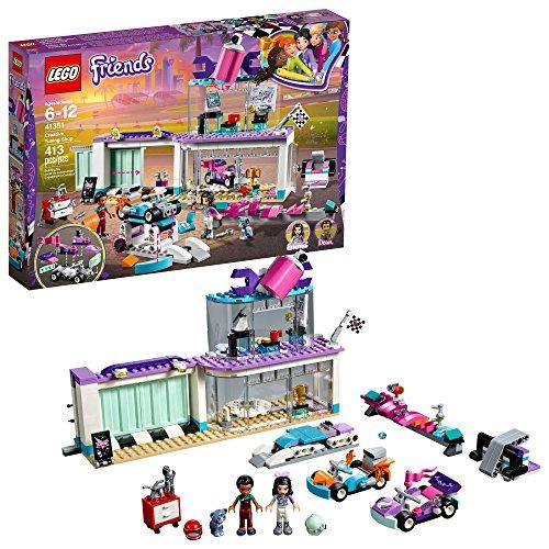 レゴ フレンズ LEGO Friends Creative Tuning Shop 41351 Building Kit (413 Piece)レゴ フレンズ