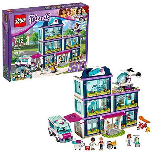 レゴ フレンズ 【送料無料】LEGO Friends Heartlake Hospital 41318 Building Kit (871 Piece)レゴ フレンズ