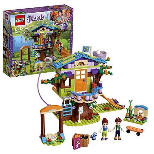 レゴ フレンズ 【送料無料】Lego Friends 41335 Mia39;s Tree Houseレゴ フレンズ