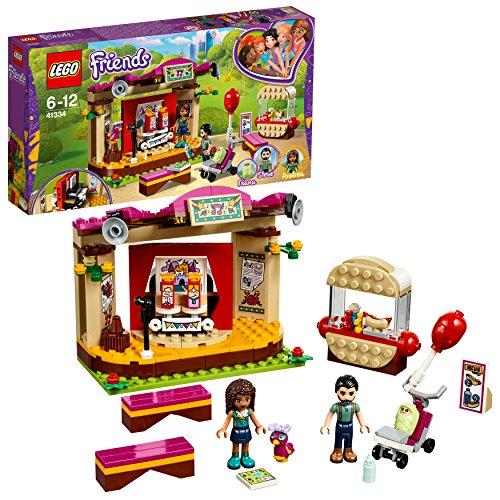 レゴ フレンズ 【送料無料】LEGO UK - 41334 Friends Andrea's Park Performance Toy for Girls and Boysレゴ フレンズ