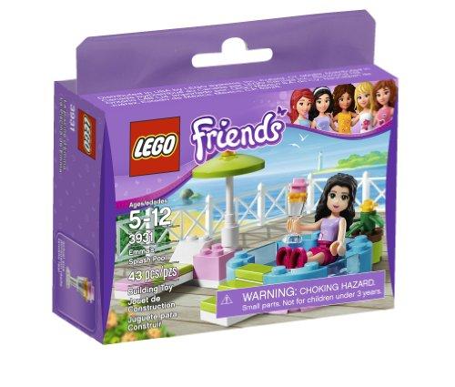 レゴ フレンズ LEGO Friends Emma's Splash Pool 3931レゴ フレンズ