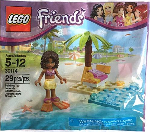 レゴ フレンズ LEGO Friends Andrea's Beach Lounge 30114レゴ フレンズ