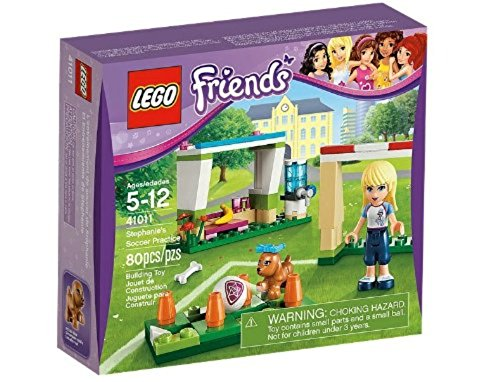 レゴ フレンズ LEGO Friends Stephanie's Football Practice Playset - 41011.レゴ フレンズ