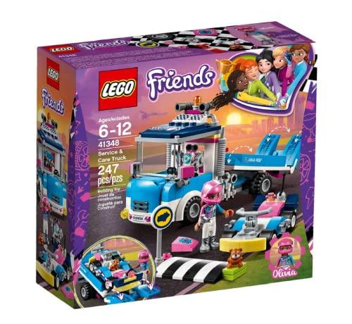 レゴ フレンズ 【送料無料】41348 LEGO Friends Service & Care Truckレゴ フレンズ