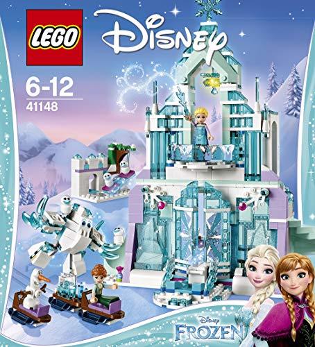レゴ ディズニープリンセス 【送料無料】LEGO 41148 Disney Princess Elsa's Magical Ice Palaceレゴ ディズニープリンセス