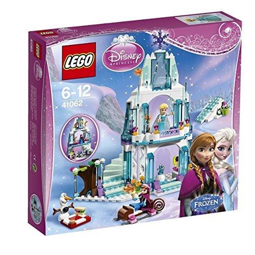 レゴ ディズニープリンセス 【送料無料】LEGO (Ice Castle of Disney Princess Elsa 41062レゴ ディズニープリンセス
