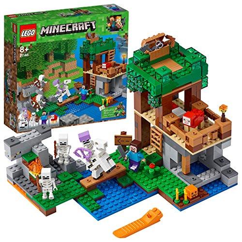 レゴ マインクラフト 【送料無料】21146 LEGO Minecraft The Skeleton Attackレゴ マインクラフト