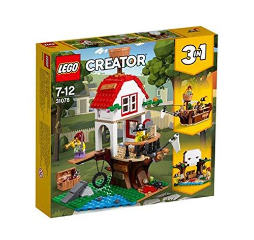 レゴ クリエイター Lego Creator Treehouse Treasure 31078 Building Set (260 Piece)レゴ クリエイター