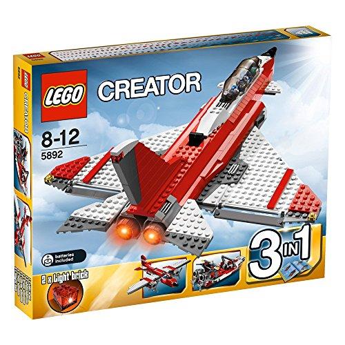 レゴ クリエイター 【送料無料】LEGO Creator 5892: Sonic Boomレゴ クリエイター