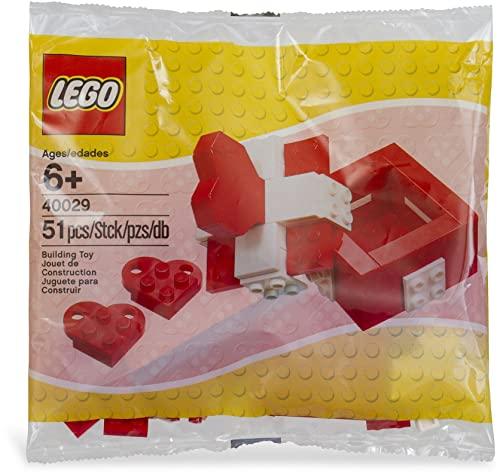 レゴ クリエイター 【送料無料】LEGO Creator Mini Figure Set #40029 Valentines Day Box Baggedレゴ クリエイター