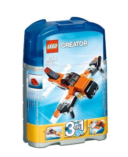 レゴ クリエイター 【送料無料】LEGO Creator Mini Plane 5762 (Japan Import)レゴ クリエイター