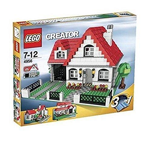 レゴ クリエイター LEGO Creator House (4956)レゴ クリエイター