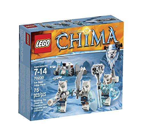 レゴ チーマ LEGO Chima Ice Bear Tribe Packレゴ チーマ