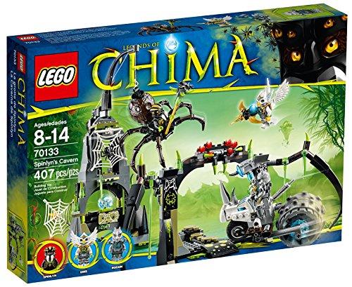 レゴ チーマ LEGO Chima Spinlyn's Cavern 70133レゴ チーマ