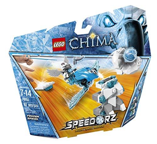 レゴ チーマ 【送料無料】LEGO Chima 70151 Frozen Spikes Building Toyレゴ チーマ