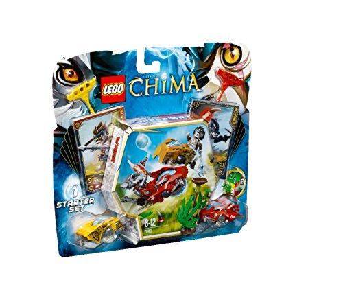 レゴ チーマ Lego Chima CHI Battles Playset - 70113.レゴ チーマ