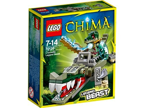 レゴ チーマ LEGO Legends of Chima 70126: Crocodile Legend Beastレゴ チーマ