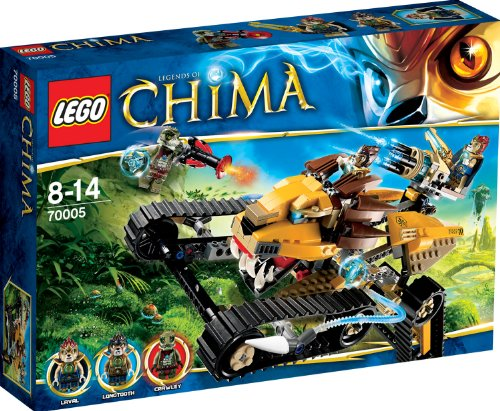 レゴ チーマ LEGO Legends of Chima Laval's Royal Fighterレゴ チーマ