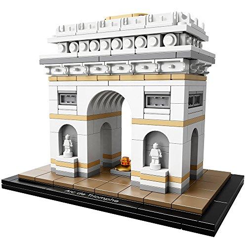 レゴ アーキテクチャシリーズ 【送料無料】LEGO Architecture Arc De Triomphe 21036 Building Kit (386 Piece)レゴ アーキテクチャシリーズ