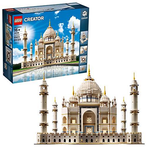 レゴ アーキテクチャシリーズ 【送料無料】LEGO Creator Expert Taj Mahal 10256 Building Kit and Architecture Model, Perfect Set for Older Kids and Adults (5923 Pieces)レゴ アーキテクチャシリーズ
