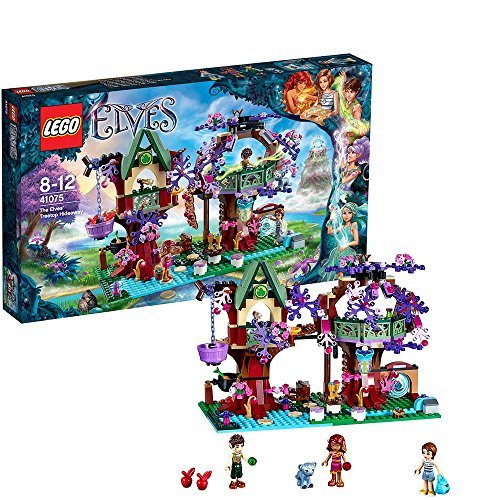 レゴ エルフ Lego hideaway on the (LEGO) Elf tree 41075レゴ エルフ