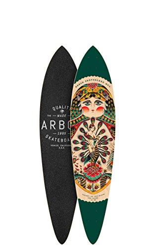 アーバー ロングスケートボード スケボー 海外モデル アメリカ直輸入 Arbor Fish GT Longboard Deck Skateboards, 39
