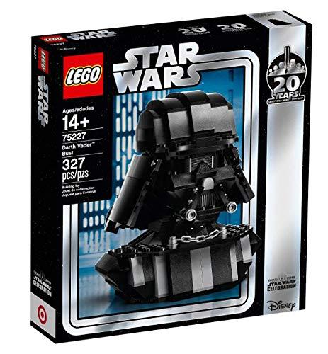 レゴ スターウォーズ 【送料無料】LEGO Darth Vader Bust 2019 Star Wars Celebration Exclusiveレゴ スターウォーズ