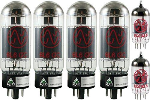 真空管 ギター・ベース アンプ 海外 輸入 Vacuum Tube Set for Mesa/Boogie Simul-Satellite, Apex Matched真空管 ギター・ベース アンプ 海外 輸入