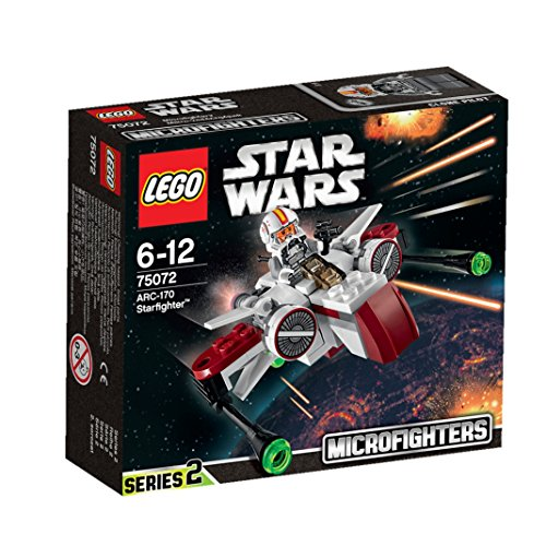 レゴ スターウォーズ LEGO Star Wars 75072 ARC-170 Starfighterレゴ スターウォーズ