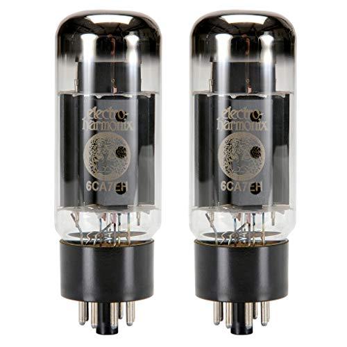 真空管 ギター・ベース アンプ 海外 輸入 【送料無料】New Matched Pair Electro-Harmonix 6CA7EH EL34 6CA7 Fat Big Bottle Vacuum Tubes真空管 ギター・ベース アンプ 海外 輸入