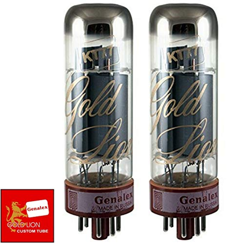 真空管 ギター・ベース アンプ 海外 輸入 【送料無料】Brand New Genalex Reissue KT77 KT-77 Current Matched Pair (2) Vacuum Tubes真空管 ギター・ベース アンプ 海外 輸入