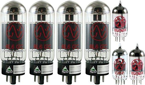 真空管 ギター・ベース アンプ 海外 輸入 Vacuum Tube Set for Fender Bassman 100, Apex Matched真空管 ギター・ベース アンプ 海外 輸入