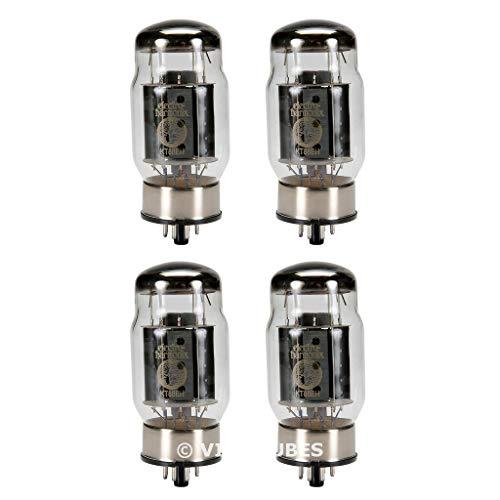 真空管 ギター・ベース アンプ 海外 輸入 Brand New In Box Current MatchedQuad (4) Electro-Harmonix KT88 Vacuum Tubes真空管 ギター・ベース アンプ 海外 輸入