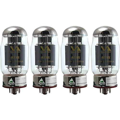 真空管 ギター・ベース アンプ 海外 輸入 【送料無料】Valve Art KT88 Vacuum Tube, Matched Quad真空管 ギター・ベース アンプ 海外 輸入