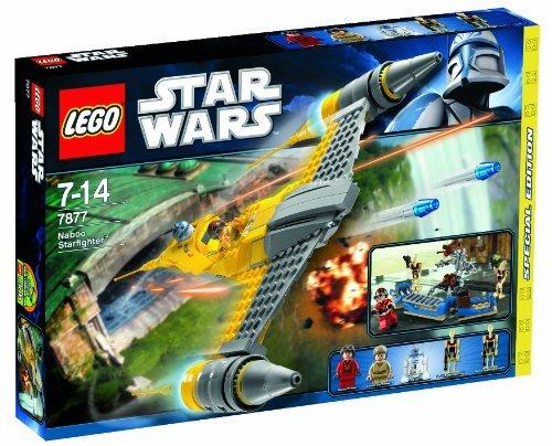 レゴ スターウォーズ LEGO (LEGO) Star Wars Naboo Fighter 7877レゴ スターウォーズ