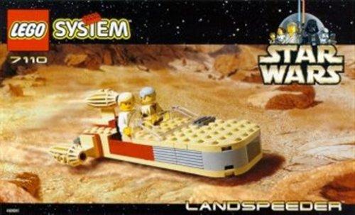 レゴ スターウォーズ Lego Star Wars 7110 Landspeeder Setレゴ スターウォーズ