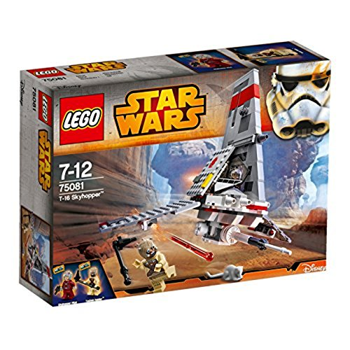 レゴ スターウォーズ LEGO Star Wars T-16 Skyhopper - 75081.レゴ スターウォーズ