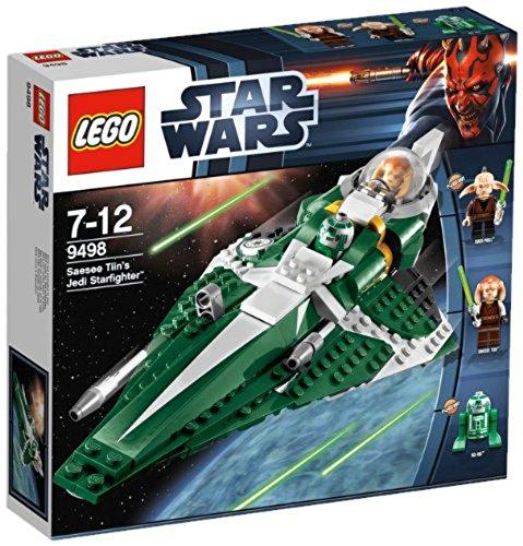 レゴ スターウォーズ 【送料無料】LEGO Star Wars Saesee Tiin's Jedi Starfighterレゴ スターウォーズ