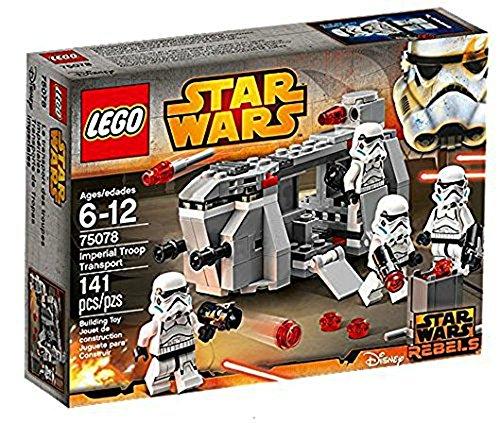 レゴ スターウォーズ Lego Star Wars 75078 Imperial Troop Transportレゴ スターウォーズ