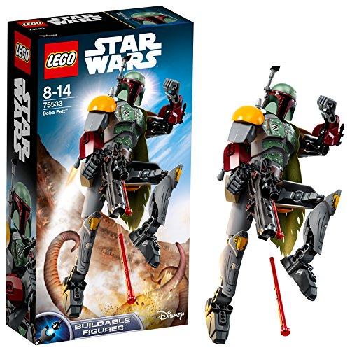無料ラッピングでプレゼントや贈り物にも 《週末限定タイムセール》 逆輸入並行輸入送料込 レゴ スターウォーズ 送料無料 Lego 75533 Boba Fettレゴ Wars 正規品 Star